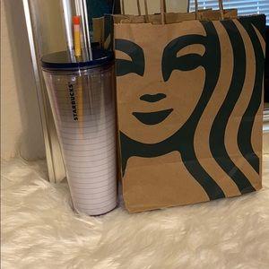 Pencil Starbucks Cup